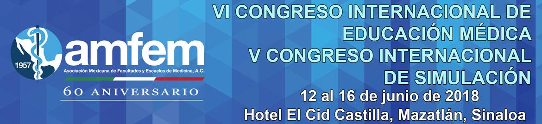 VI Congreso Internacional de Educacion Medica