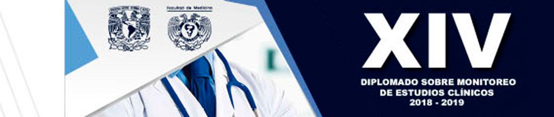 XIV Diplomado sobre Monitoreo de Estudios Clinicos