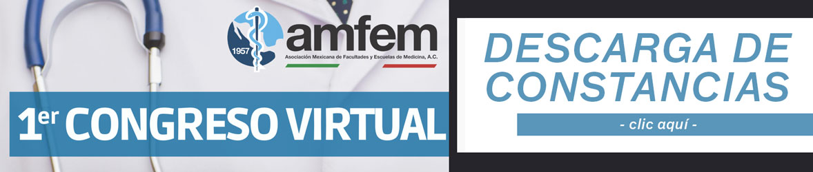 Descarga de constancias 1er Congreso Virtual